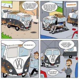 Strip voor Wellcoll Automotive