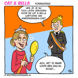 Cat & Bella - Koningsdag