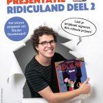 Stripboekpresentatie Ridiculand 2