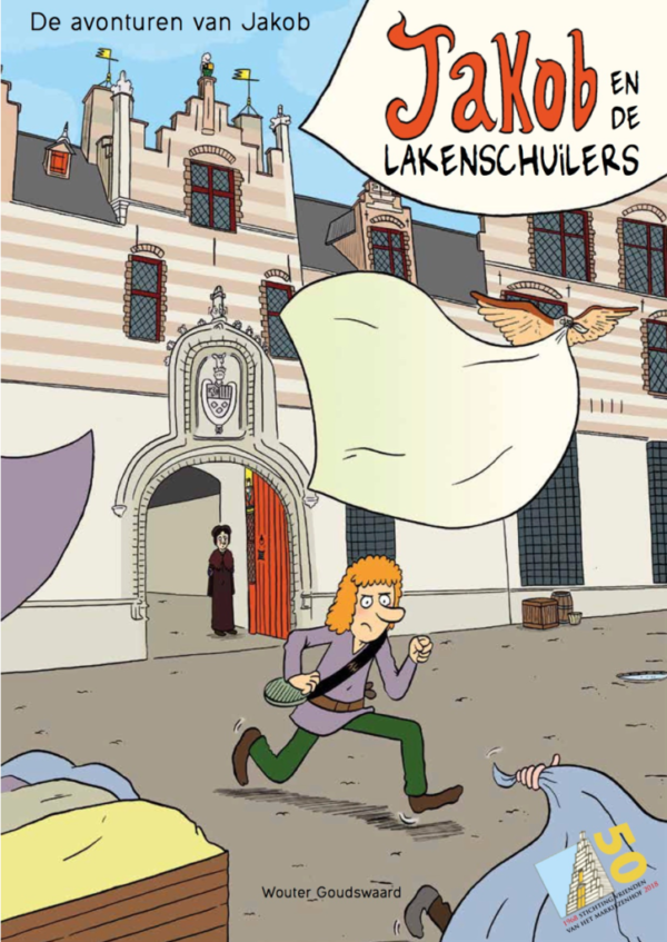 Jakob en de lakenschuilers