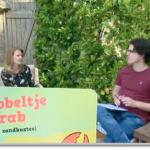 Krabbeltje Krab op ZuidwestTV