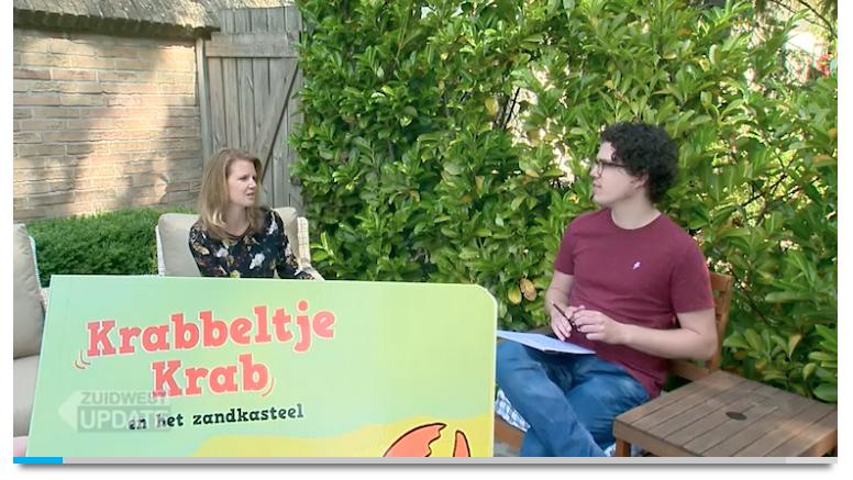 Krabbeltje Krab ZuidwestTV