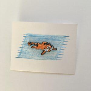Pin Snorkat