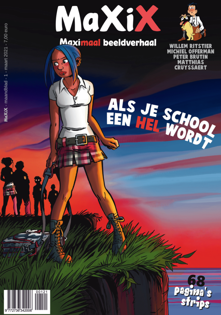 MaXiX stripmagazine